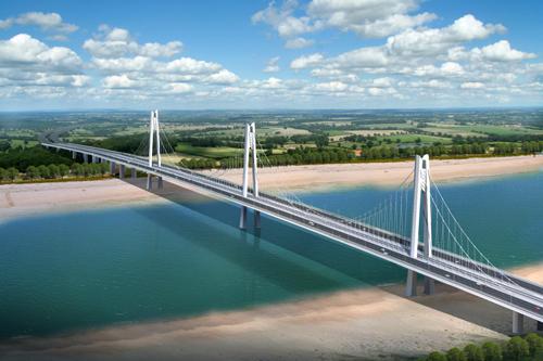 凤凰黄河大桥